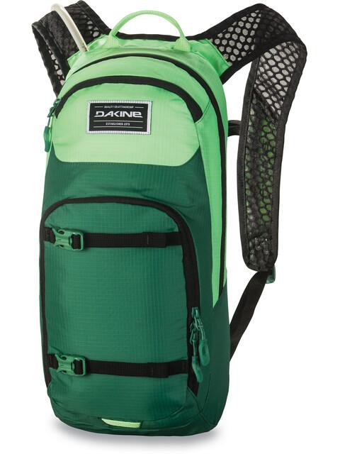 Dakine Session 8L Backpack Men, summer green/fir